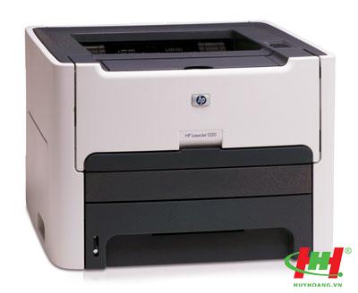 Máy in HP LaserJet 1320 cũ (in 2 mặt)