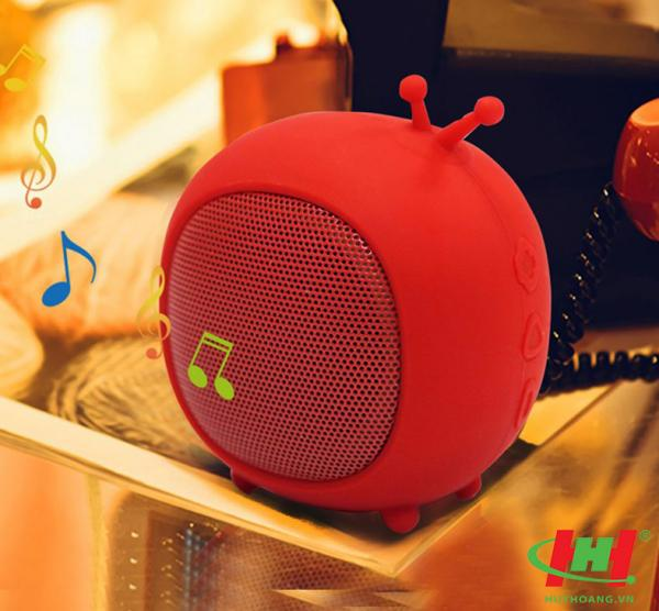 Loa bluetooth Soundmax MB-6 (Đỏ)