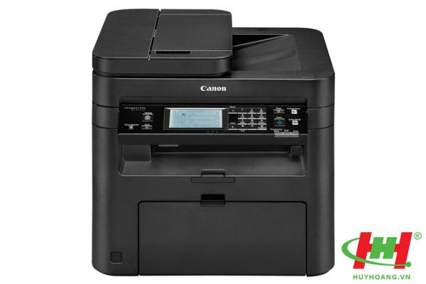 Máy in Canon i-SENSYS MF247dw (In 2 mặt,  scan,  copy,  fax,  ADF,  Wifi)