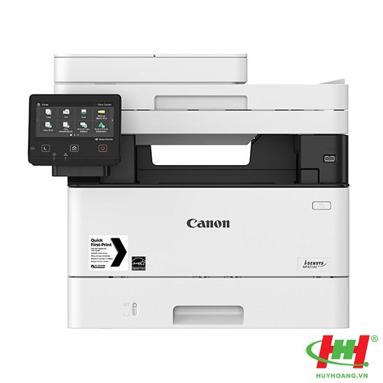 Máy in laser đa năng Canon i-SENSYS MF421DW (in 2 mặt,  scan,  copy,  Fax,  wifi)