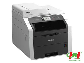 Máy in laser màu đa năng Brother MFC-9140CDN (in qua mạng,  scan,  photo,  fax)