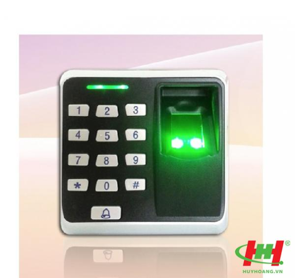 Máy kiểm soát cửa độc lập MITA F01 (bằng vân tay và thẻ cảm ứng)