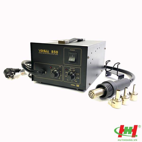 Máy khò chỉnh nhiệt YH-850,  Máy khò chỉnh nhiệt Yihua 850