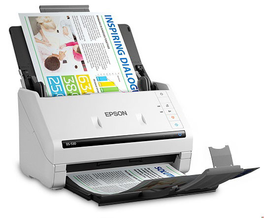 Máy Scan 2 mặt EPSON DS530