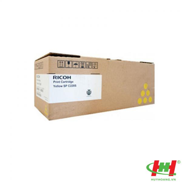 Mực máy in Risoh SP C252HS - 407723 Yellow (6.000trang)