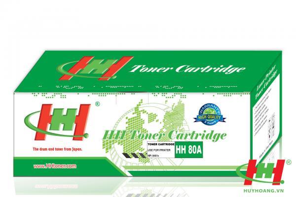 Mực máy in HP LaserJet Pro 400 (HH 80A) CF280A