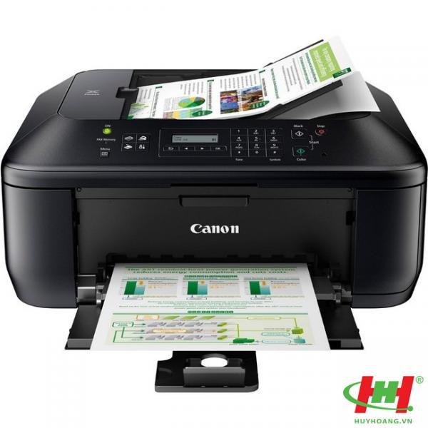 Máy in màu Canon PIXMA MX397 (In,  Quét,  Copy,  Fax)