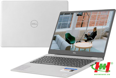 "Máy tính xách tay Dell Ins N5593 (N5I5461W) I51035G1/8GB/ 512Gb SSD MVMe/ 2G VGA GT MX230,  15.6""/FHD/ Window10 -Silver"