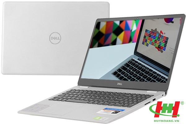"""Máy tính xách tay Dell Ins N5593 (N5I5513W) I5-1035G1/8GD4/ 256G SSD NVMe/ VGA-2G/Win10/ 15.6""""FHD_-Silver"""