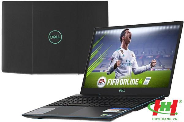 Máy tính xách tay Dell Ins G3 N3590 (N5I5518W) I5-9300H/8GB/ 512GB SSD/ NVIDIA Geforce GTX1650 4GB/ WIN 10/15.6inch FHD-Black
