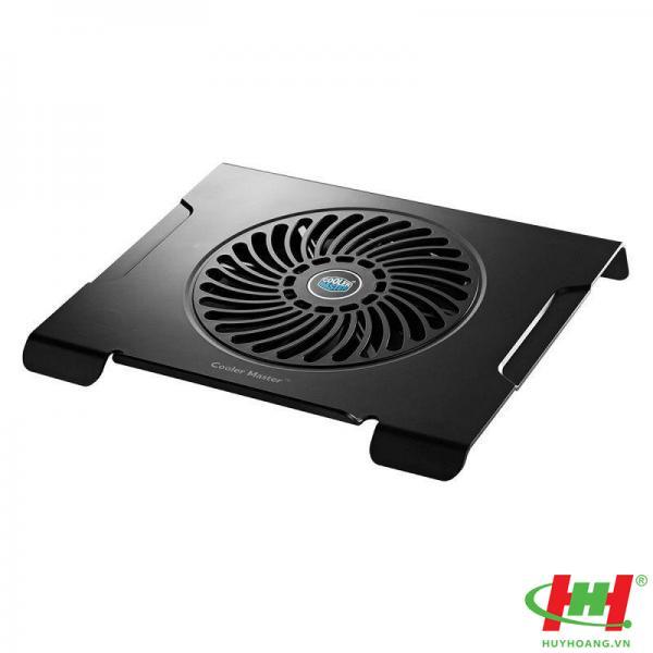 Đế tản nhiệt Laptop CoolerMaster Notepal C3 (1 fan 20cm,  14-15inch)