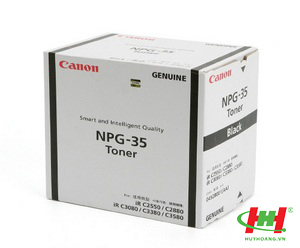 Mực Photocopy Canon NPG35 Black Toner (NPG-35)