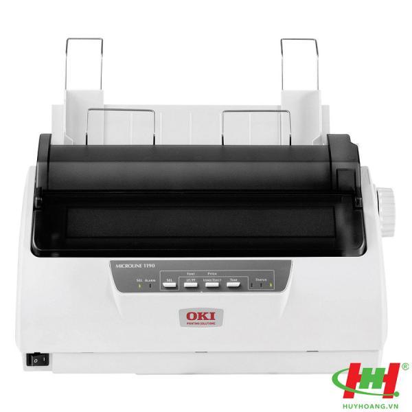 Máy in kim OKI ML-1190 Plus (5 Liên) máy in hoá đơn