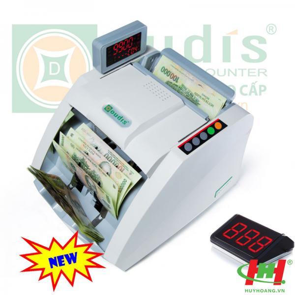 Máy đếm tiền phát hiện tiền giả Oudis 8600