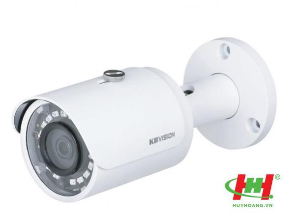 Camera Thân KBVision  4 in 1 (CVI,  TVI,  AHD,  Analog) KX-C5011S4