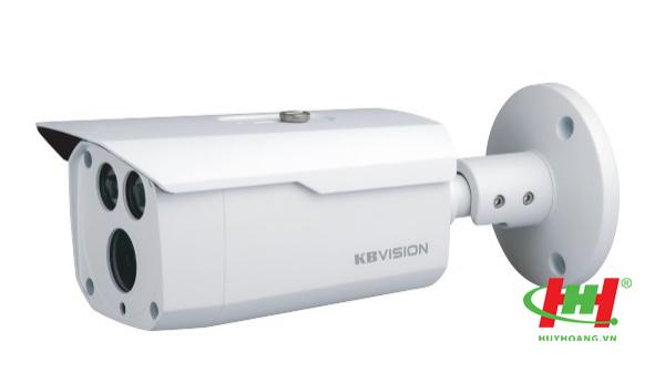 Camera Thân KBVision   4 in 1 (CVI,  TVI,  AHD,  Analog) KX-C5013S4
