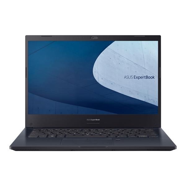 Máy tính xách tay Asus Expertbook P2451FA-EK1621T (Đen) (70245583) Intel Core i5-10210U ,  Ram 8GD4 ,  1TB HDD + 256GB SSD,  14.0FHD,  FP , Win 10 , ( Black ) 2Y WTY