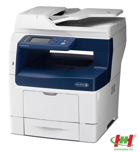 Máy in đa năng Fuji Xerox DocuPrint M455DF (In,  Scan,  Copy,  Fax)