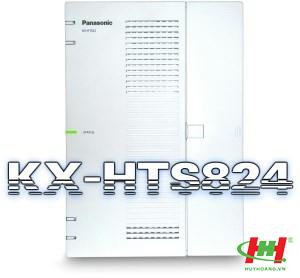 Tổng đài Smart Hybrid IP-PBX Panasonic KX-HTS824