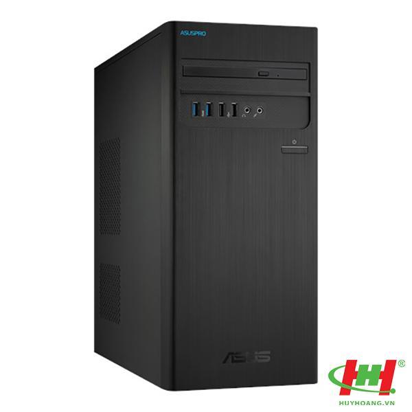Máy tính để bàn PC Asus D340MC-I38100159D i3-8100/ 4GD4/ 128G-M.2/ H310/ KB/ M/ 200W/ ĐEN/ LNX/ 2Y
