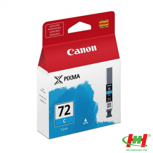 Mực in Canon PGI-72C - Cyan