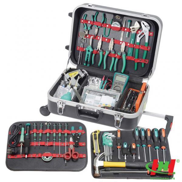 Bộ dụng cụ 46 chi tiết Proskit PK-15308BM