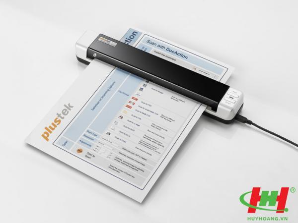 Máy Scan di dộng Plustek MobileOffice S410