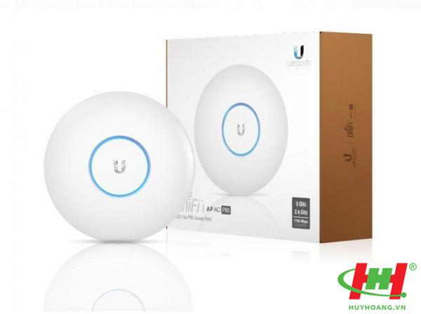 Bộ phát sóng wifi UBIQUITI UniFi UAP AC PRO