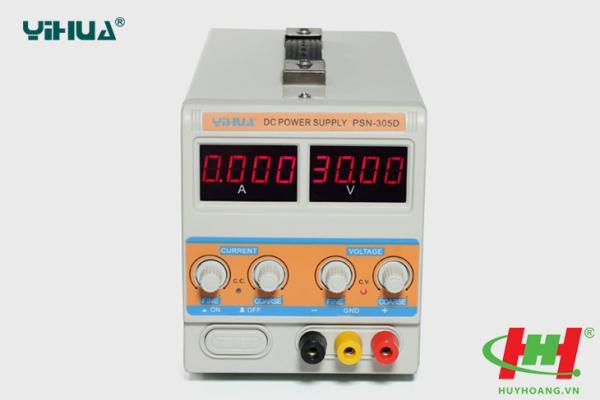 Máy cấp nguồn 4 số YiHua PSN-305D