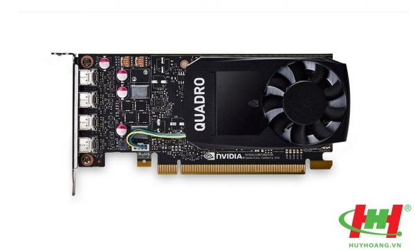 Card màn hình NVIDIA Quadro P1000 4GB GDDR5