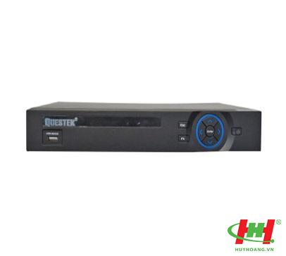 Đầu ghi hình camera IP 4 kênh H.264 QUESTEK Eco-9104NVR