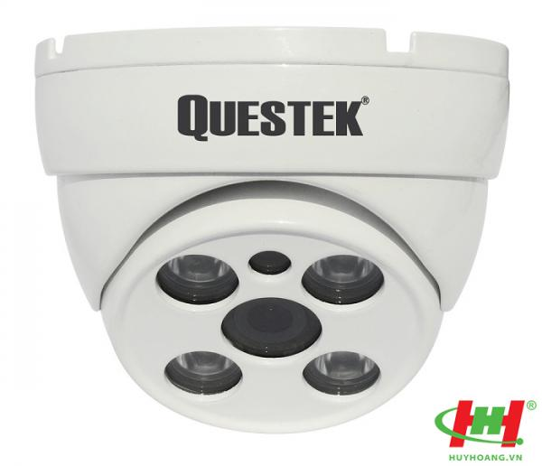 Camera dome AHD hồng ngoại QUESTEK QN-4193AHD/ H