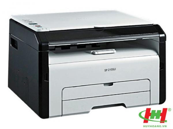 Máy in Laser đa năng Ricoh SP210SU (in,  scan,  copy)