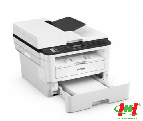 Máy in Laser đa năng Ricoh SP 230SFNw (In 2 mặt,  Copy,  Scan,  Fax,  in qua mạng)
