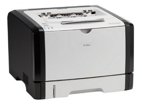 Máy in laser Ricoh Aficio SP310DN (in 2 mặt,  in qua mạng)