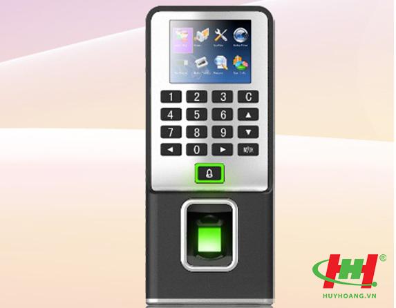 Máy chấm công kiểm soát cửa RONALD JACK F19 (bằng vân tay,  thẻ cảm ứng) 3000 dấu vân tay + thẻ