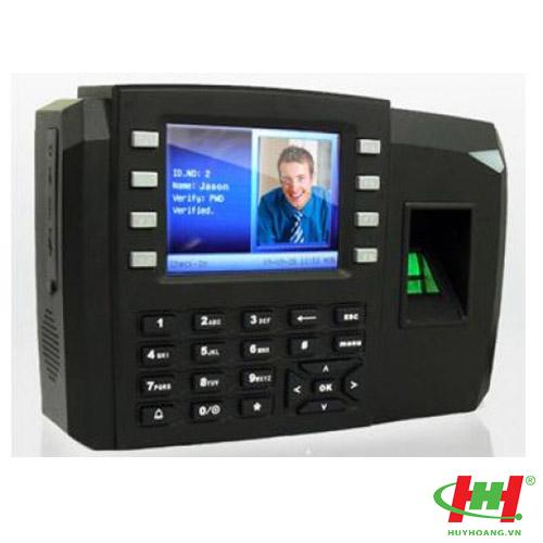 Máy Chấm Công Ronald Jack TFT 600 (Vân Tay + Thẻ Cảm Ứng)