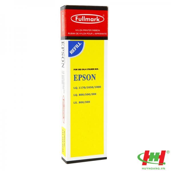 Ruy băng máy in Epson LQ1000 LQ1170 LQ1010 (Fullmark N478BK)