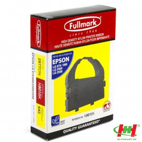 Ruy băng máy in Epson LQ680 (Fullmark N901BK)