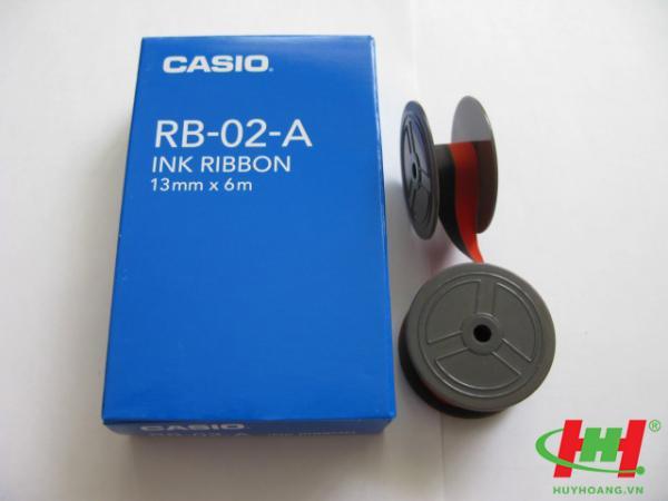 Ruybăng dùng cho máy tính tiền Casio RB-02