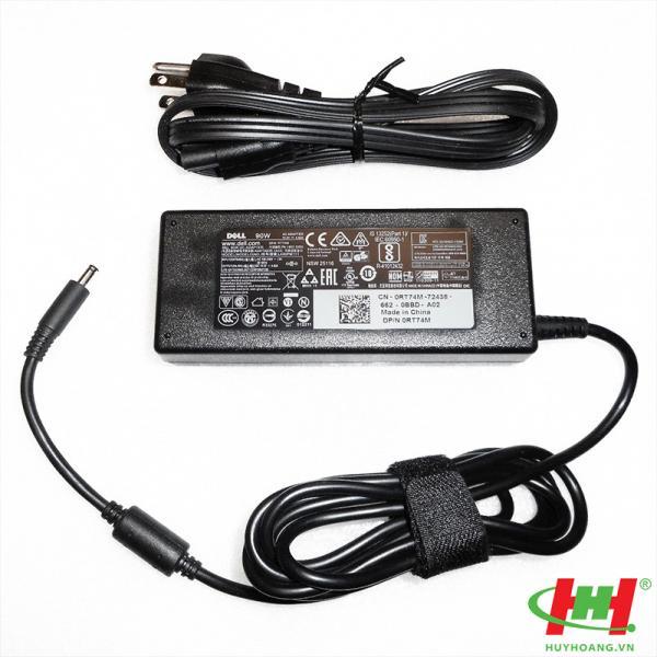 Adapter Laptop Dell 19.5V3.34A Đầu kim nhỏ