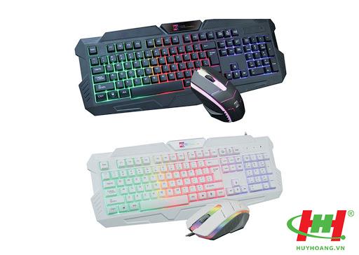 Combo Bàn phím + chuột SAMA GT820 (Gaming)