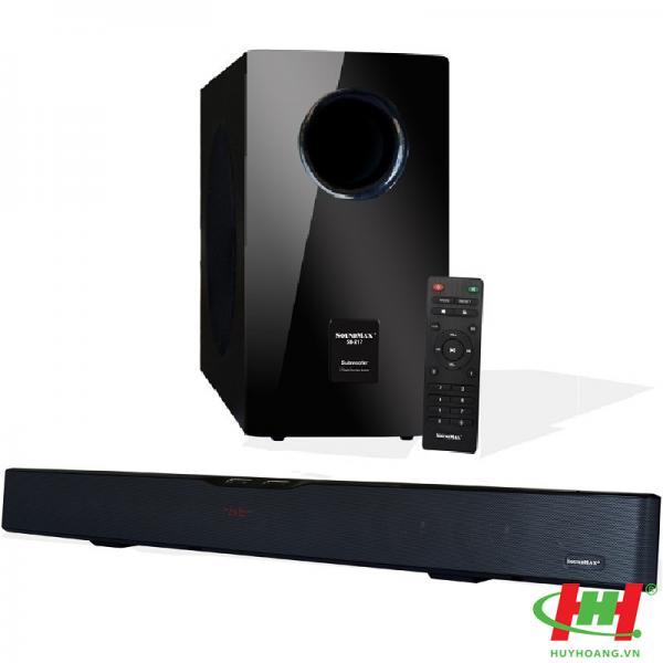 Loa SoundMax SB217 2.1