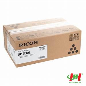 Mực máy in Ricoh SP330 408279 (SP330L) 3.5K