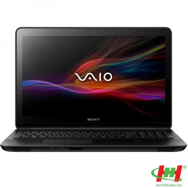 Laptop cũ Sony SVF14A16SGB i7-3537U  8GB SSD256 VGA 2G Win8 Touch (Màu đen) Cũ