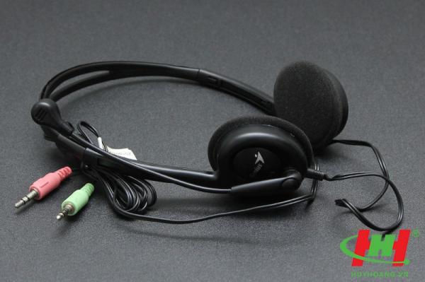 Tai nghe chụp tai Genius HS-200C có mic