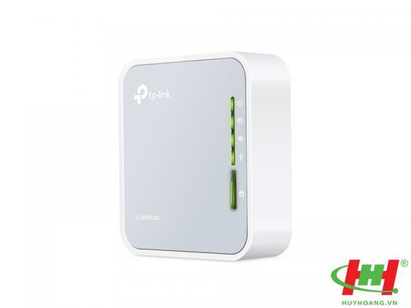 Router Wi-Fi Dành Cho Du Lịch AC750 TL-WR902AC