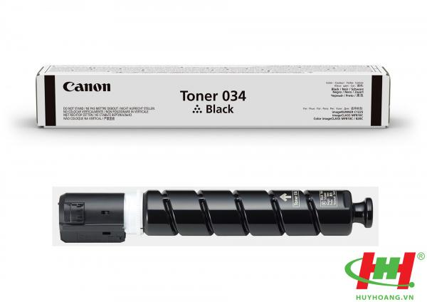 Mực máy in Canon MF810Cdn MF820Cdn Toner 034 Black