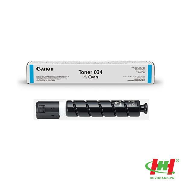 Mực máy in Canon MF810Cdn MF820Cdn Toner 034 Cyan