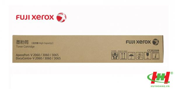 Mực Photocopy Fuji Xerox DocuCentre V2060 V3060 V3065 Black Toner Cartridge (CT202509,  25K)
